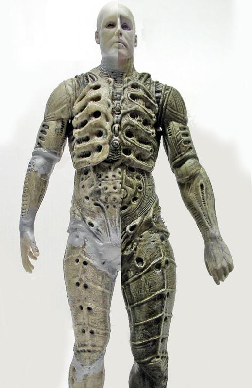 Sp Maquettes Figurines Prometheus 180mm Neca